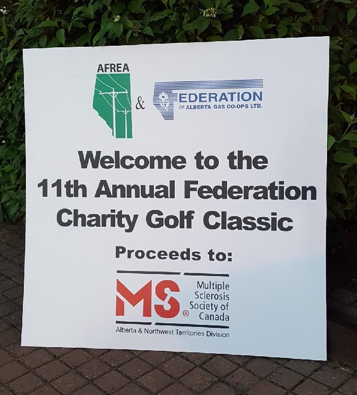 Welcome to 11th Annual Federation Charity Golf Classic!