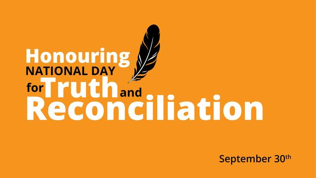 Honouring National Day for Truth & Reconciliation